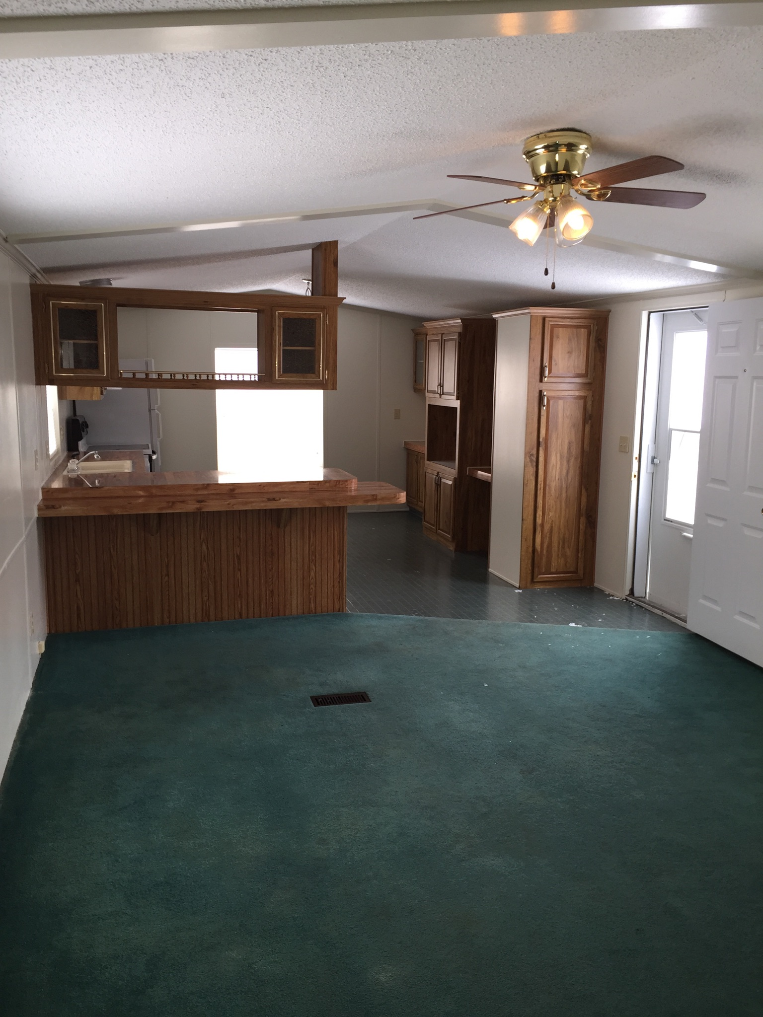 Lot 49 mobile home villa 1988 champion 14 70 2 bedroom 1 One bedroom one bath mobile home