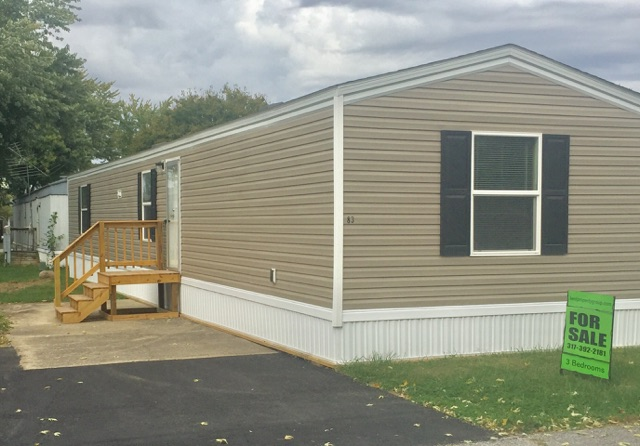 Lot #83 Mobile Home Villa – ND NEW 2016 TRU 14×70 3 ... Putting On A Mobile Home Shingle Roof on putting roof on garage, putting front door on mobile home, putting roof on house, putting addition on mobile home,