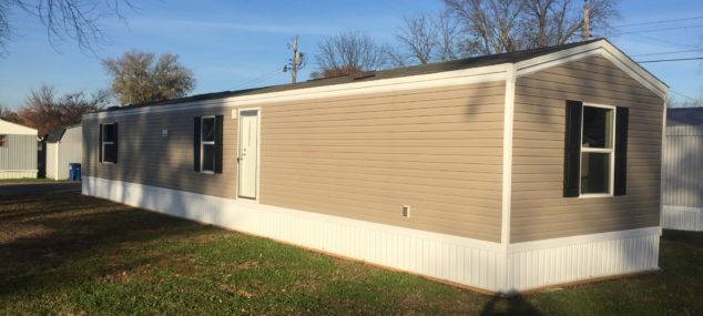 Lot #12 Mobile Home Villa-Brand new  2017 TRU 14×70 3 bedroom, 2 bath, central air, brand new black appliances included, total electric $37,900 with $4,000 down $400/month @ 12% for approx. 189 months NO PETS